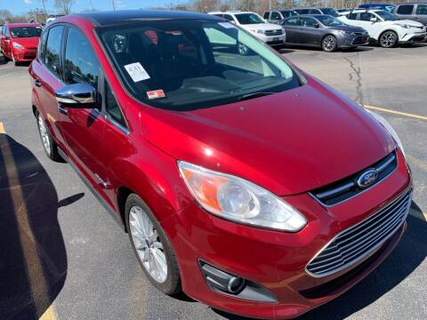 2013 Ford C-MAX Hybrid for sale at Polonia Auto Sales and Service in Hyde Park MA