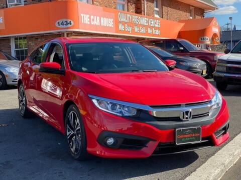 2017 Honda Civic for sale at Bloomingdale Auto Group - The Car House in Butler NJ
