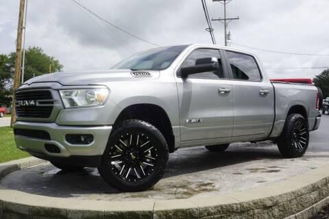 2019 RAM Ram Pickup 1500 for sale at Platinum Motors LLC in Heath OH
