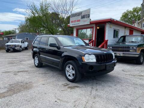 2005 Jeep Grand Cherokee for sale at Crosby Auto LLC in Kansas City MO