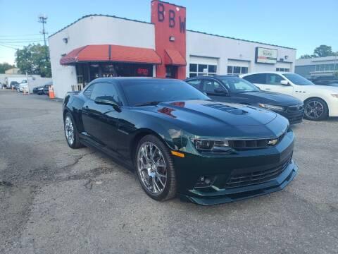 2015 Chevrolet Camaro for sale at Best Buy Wheels in Virginia Beach VA