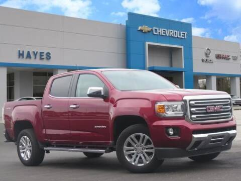 2018 GMC Canyon for sale at HAYES CHEVROLET Buick GMC Cadillac Inc in Alto GA