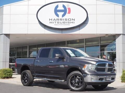 2017 RAM Ram Pickup 1500 for sale at Harrison Imports in Sandy UT