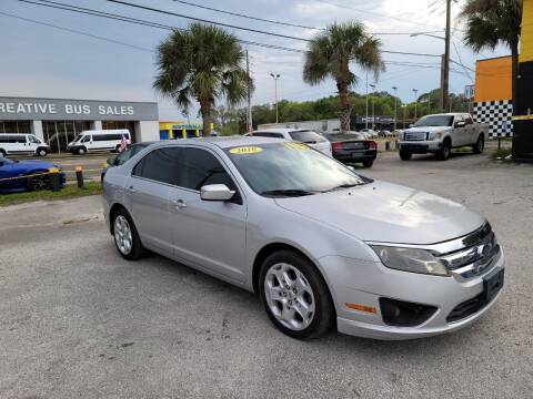 2010 Ford Fusion for sale at Trust Motors in Jacksonville FL