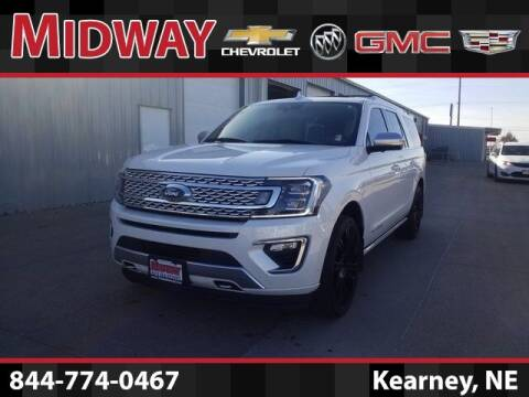 2019 Ford Expedition MAX for sale at Heath Phillips in Kearney NE