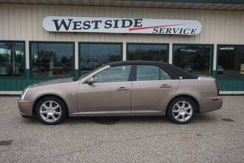 2006 Cadillac STS for sale at West Side Service in Auburndale WI