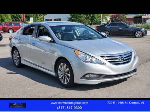 2014 Hyundai Sonata for sale at Carmel Auto Group in Indianapolis IN