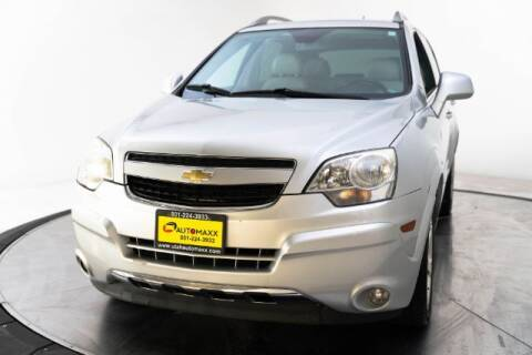 2012 Chevrolet Captiva Sport for sale at AUTOMAXX MAIN in Orem UT