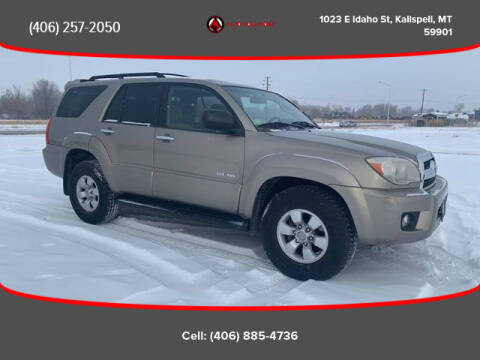 2007 Toyota 4Runner for sale at Auto Solutions in Kalispell MT