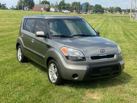 2010 Kia Soul for sale at Best Deal Auto Sales in Saint Charles MO