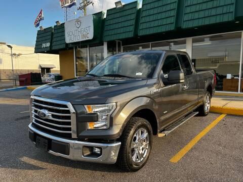 2015 Ford F-150 for sale at Southeast Auto Inc in Walker LA