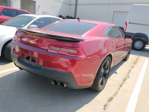 2015 Chevrolet Camaro for sale at Excellence Auto Direct in Euless TX