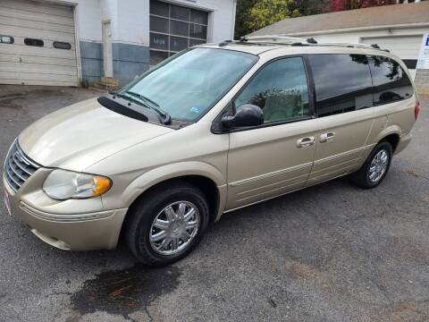 2005 Chrysler Town and Country for sale at Driven Motors in Staunton VA