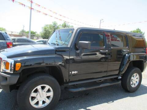 2006 HUMMER H3 for sale at Buy Here Pay Here Lawton.com in Lawton OK