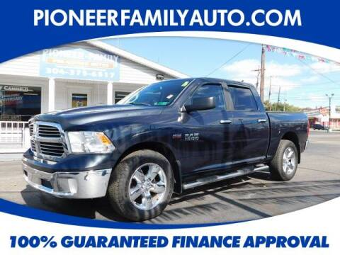 2015 RAM Ram Pickup 1500 for sale at Pioneer Family auto in Marietta OH