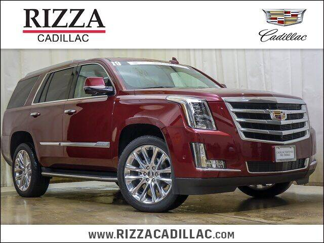 2019 Cadillac Escalade for sale at Rizza Buick GMC Cadillac in Tinley Park IL