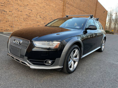 2014 Audi Allroad for sale at Vantage Auto Wholesale in Lodi NJ