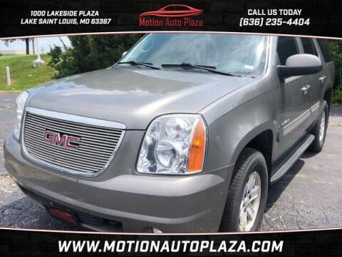2009 GMC Yukon for sale at Motion Auto Plaza in Lakeside MO