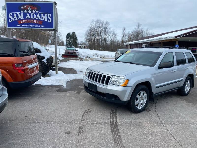 2009 Jeep Grand Cherokee for sale at Sam Adams Motors in Cedar Springs MI