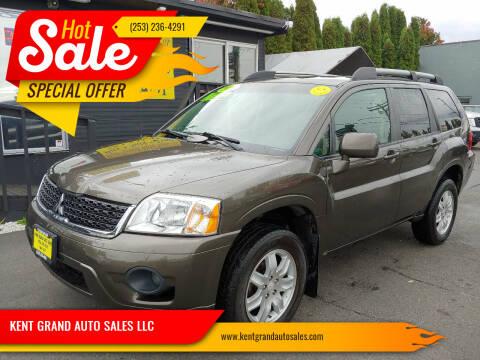2011 Mitsubishi Endeavor for sale at KENT GRAND AUTO SALES LLC in Kent WA