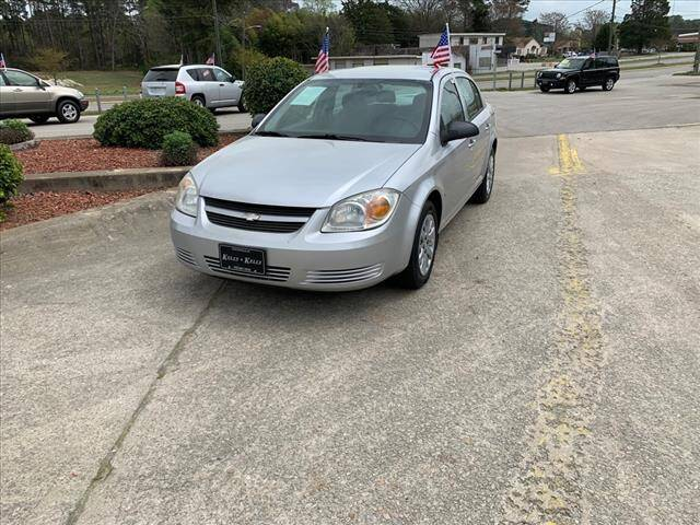 2009 Chevrolet Cobalt for sale at Kelly & Kelly Auto Sales in Fayetteville NC