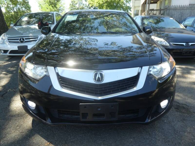 2009 Acura TSX for sale at Wheels and Deals in Springfield MA