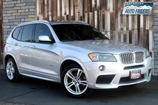 2014 BMW X3 AWD xDrive35i 4dr SUV - Centennial CO
