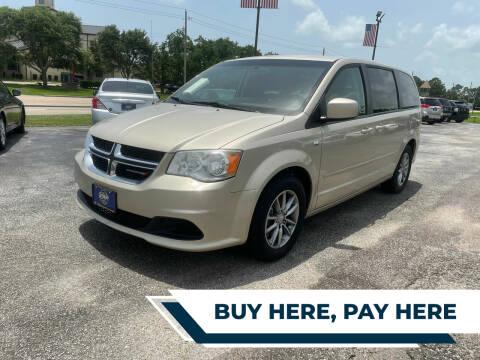 2014 Dodge Grand Caravan for sale at H3 MOTORS in Dickinson TX