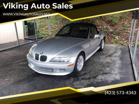 2000 BMW Z3 for sale at Viking Auto Sales in Bristol TN
