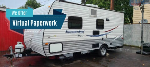 2015 Keystone Summerland for sale at Universal Auto Sales in Salem OR