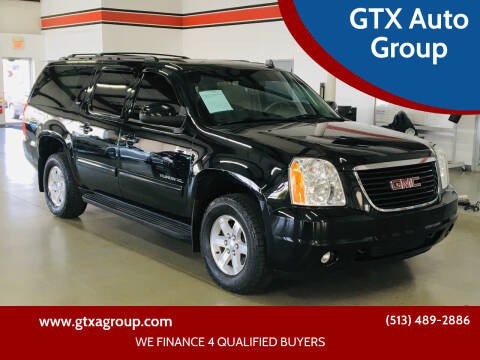 2013 GMC Yukon XL for sale at GTX Auto Group in West Chester OH