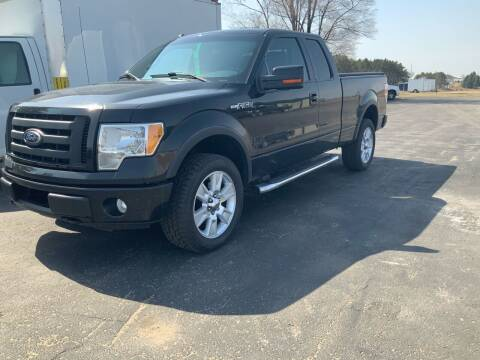 2010 Ford F-150 for sale at Stein Motors Inc in Traverse City MI