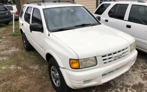 1999 Isuzu Rodeo for sale at Castagna Auto Sales LLC in Saint Augustine FL