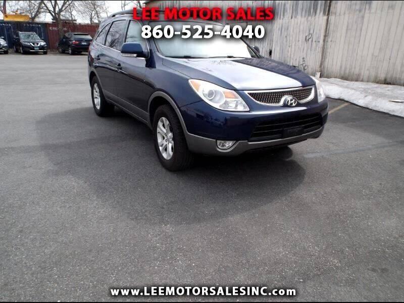 2010 Hyundai Veracruz for sale at Lee Motor Sales Inc. in Hartford CT