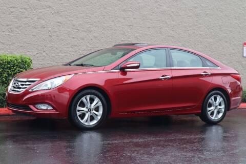 2011 Hyundai Sonata for sale at Overland Automotive in Hillsboro OR
