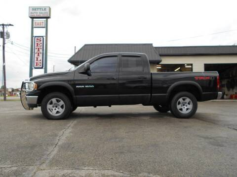 2004 Dodge Ram Pickup 1500 for sale at Settle Auto Sales STATE RD. in Fort Wayne IN