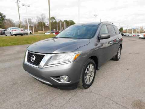 2015 Nissan Pathfinder for sale at Paniagua Auto Mall in Dalton GA