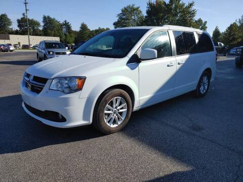 2019 Dodge Grand Caravan for sale at Cruisin' Auto Sales in Madison IN