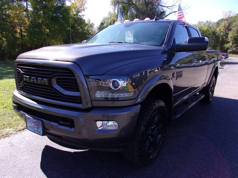 2018 RAM Ram Pickup 3500 for sale at American Auto Sales in Forest Lake MN