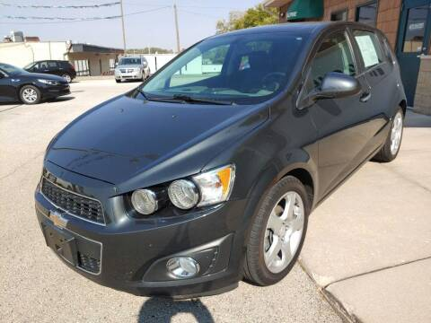 2015 Chevrolet Sonic for sale at Auto Solutions of Rockford in Rockford IL