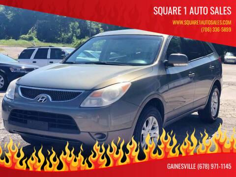 2008 Hyundai Veracruz for sale at Square 1 Auto Sales in Commerce GA