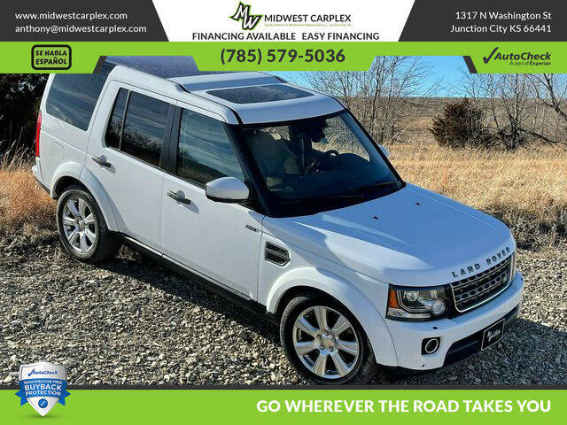 2014 Land Rover LR4 for sale in Junction City, KS