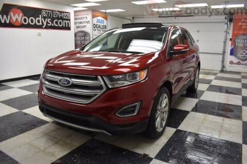 2017 Ford Edge for sale at WOODY'S AUTOMOTIVE GROUP in Chillicothe MO