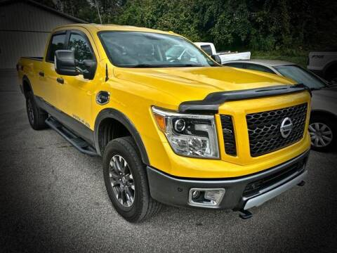 2016 Nissan Titan XD for sale at Carder Motors Inc in Bridgeport WV