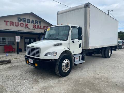 2015 Freightliner M2 106V for sale at DEBARY TRUCK SALES in Sanford FL