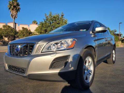 2012 Volvo XC60 for sale at 707 Motors in Fairfield CA