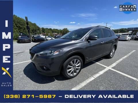 2015 Mazda CX-9 for sale at Impex Auto Sales in Greensboro NC
