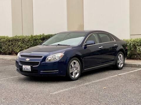 2012 Chevrolet Malibu for sale at Carfornia in San Jose CA