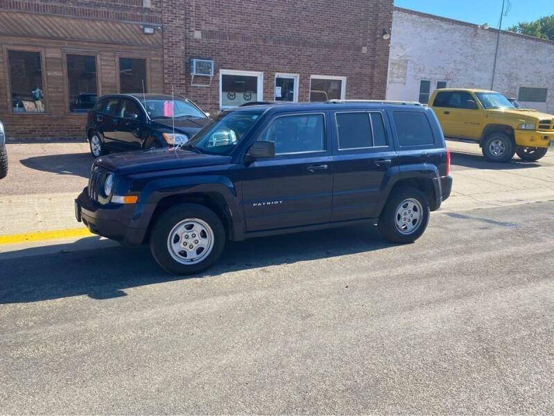 2013 Jeep Patriot for sale at Car Corral in Tyler MN
