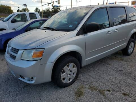 2009 Dodge Grand Caravan for sale at Nile Auto in Fort Worth TX